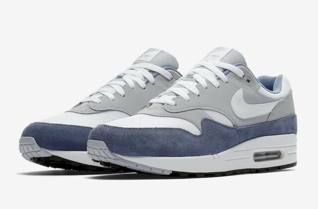 Nike Air Max 1 WE 'Blue Recall' Wolf Grey Uk Size 11 Eur 46 AT0060 001