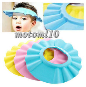 Image Is Loading Baby Kids Safe Wash Hair Tool Bath Shower
