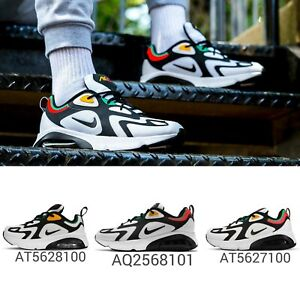 Details about Nike Air Max 200 Rasta 2000 World Stage Jamaica Mens Womes Kids Shoes Pick 1