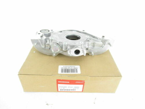 New Genuine OEM Honda 15100-PLC-003 1.7L SOHC Engine Oil Pump 2001-2005 Civic