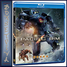 PACIFIC RIM - Idris Elba & Charlie Hunnam  *BRAND NEW BLURAY - REGION FREE*