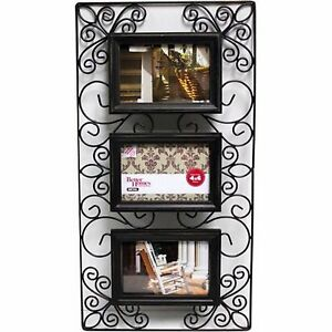 Collage Frame Bronze Photo Picture Wall Hanging Frames