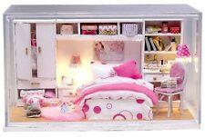 Fai DA TE Handcraft in miniatura casa delle bambole-coperchio e luce casa delle bambole-UK Stock Post veloce