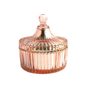 CAROUSEL-MEDIUM-ROSE-GOLD-RIBBED-GLASS-JAR-WITH-LID