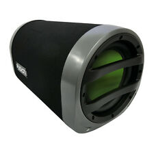 Fusion 10 Inch Bass Tube Sub Woofer + Built In Amp Cs-At1100