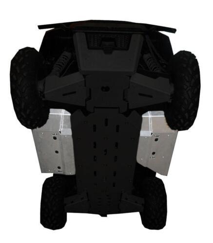 Aluminum Rock Sliders Polaris Ranger 570 Mid Size 2015 Ricochet Offroad