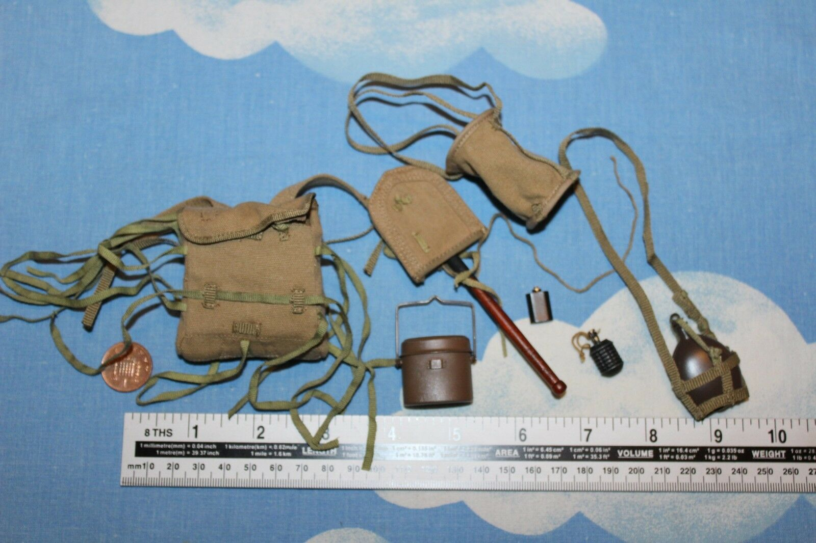 3R DID DRAGON IN DREAMS 1 6TH SCALE WW2 JAPANESE 32ND ARMY EQUIPMENT