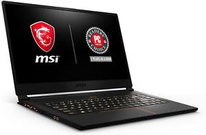 MSI GS65 Stealth Thin Gaming (Intel Core i7-8750H 6CORE, 512GB SSD, 16GB,GTX1060
