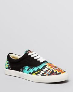 3dceee4b4a Image is loading Bucketfeet-039-Archer-039-Lace-Up-Tennis-Shoes-