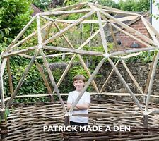 Geodesic Dome Kit Hubs – New - Fast & Easy - Economical- Greenhouse, Burning Man