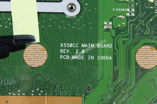 X550CC Mainboard For ASUS X550C F550C A550C R510C W// I7-3537U GT720M Motherboard