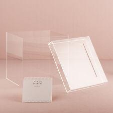 Phantom Clear Acrylic Wishing Well Wedding Reception Card Box Q16793