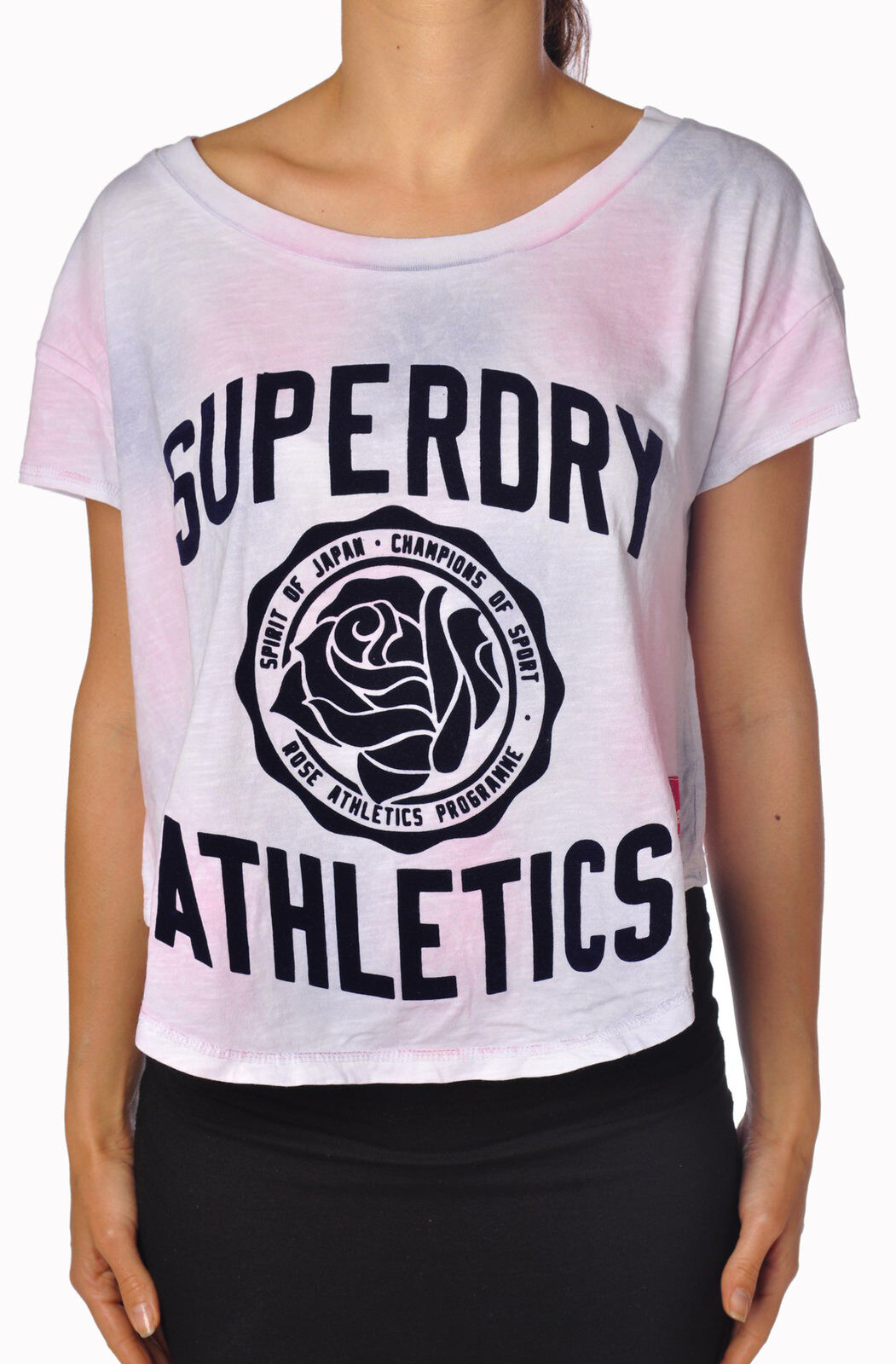 Superdry - Topwear-T-shirts - woman - 792517C181636