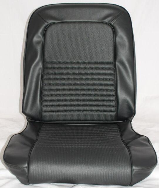 67 1967 Ford Mustang Seat Upholstery Deluxe Interior