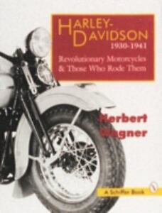 Harley-Davidson-1930-1941-Revolutionary-Motorcycles-and-Those-Who-ExLibrary