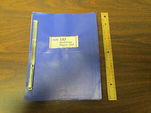 Manual for the CA Plugin Original Tektronix Instruction later