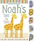 God's Little Ones: Noah's Two by Two by Sarah Vince (Board book, 2016)