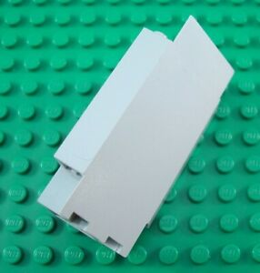 LEGO Lot of 12 Light Bluish Gray 1x1x1 Corner Wall Panel Parts and Pieces