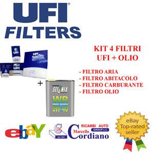 KIT-TAGLIANDO-OLIO-FILTRI-ALFA-159-1-9-JTDM-150CV