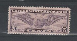 FRANCOBOLLI-1930-USA-STATI-UNITI-P-A-C-5-VIOLETTO-MNH-Z-6245