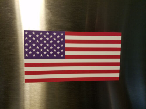 American Flag USA Decal Sticker Car Truck 3M military marines Army Navy Patriot