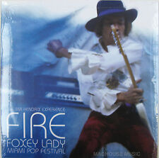 """JIMI HENDRIX 7"""" Fire LIVE / Foxey Lady RECORD STORE DAY 2O13 Black Friday SEALED"""