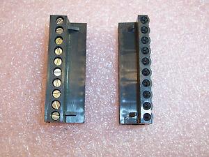QTY-10-WECO-120-A-111-10-10-POSITION-PLUG-IN-SCREW-TERMINAL-BLOCKS-26-12-AWG