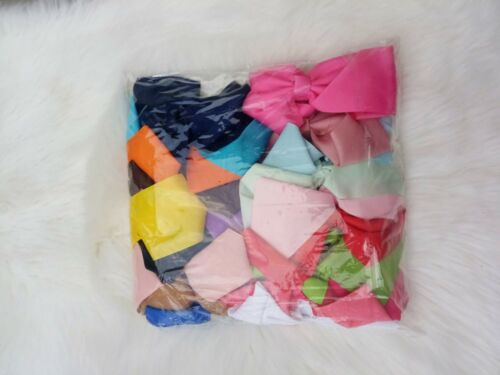 girl women pretty beautiful 20 pcs 8 inch hair bows baby