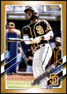 Jurickson Profar 2021 Topps 5x7 Gold #266 /10 Padres