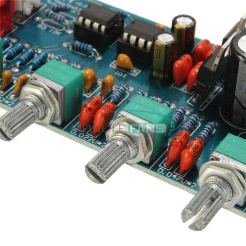 NE5532 OP-AMP HIFI Preamp Preamplifier Volume Tone EQ Control Board Module