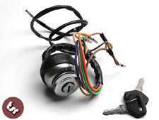 LAMBRETTA Series 3 QUALITY Ignition Switch+Keys DC 7 Wire LI/GP/SX/TV/LIS Lock