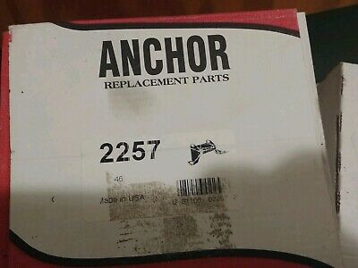 Engine Mount Front-Left//Right Anchor 2257