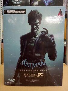 Play-Arts-Kai-Batman-Arkham-Origins-no-4-The-Joker-PVC-Action-Figur
