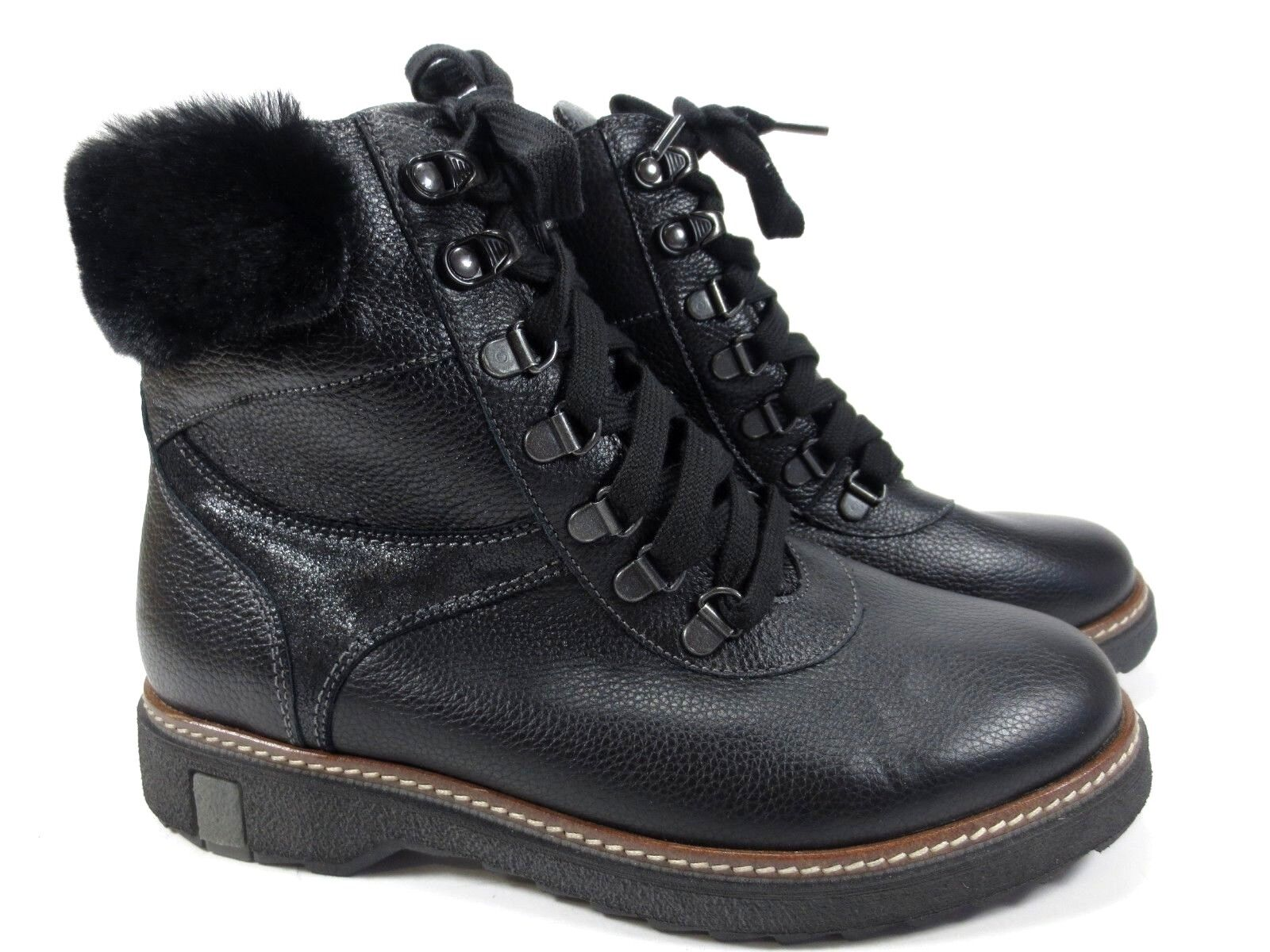 R?deur Hitomi Chaussures Chaussures Chaussures en Cuir Bottines Boots Taille 37,5 H 232 56b1e2