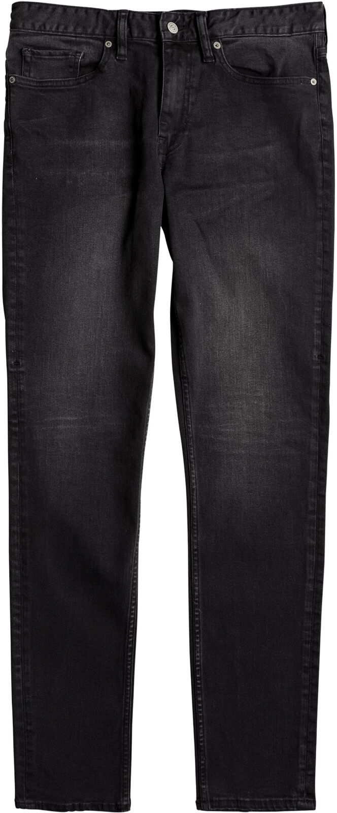 DC Worker Slim Fit Jeans in Medium Grey