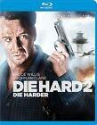 Die Hard 2 Die Harder 0024543838166 With Bruce Willis Blu-ray Region a