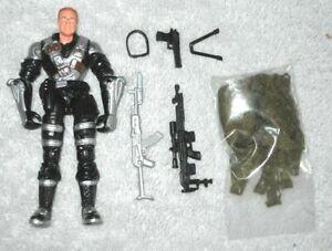 "Black Sword 2003 Hasbro GI Joe 3.75/"" Action Figure Accessory Lot A"