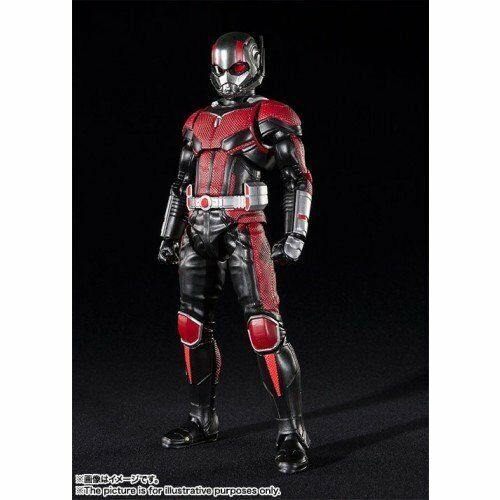 Bandai Marvel S.H.Figuarts ANT-MAN AND THE WASP Ant-man Action Figure