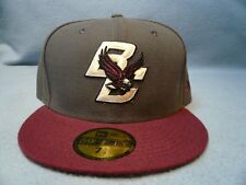 the latest b1d71 ca8af item 1 New Era 59fifty Boston College Eagles 2-tone 7 5 8 BRAND NEW cap hat  Fitted BC -New Era 59fifty Boston College Eagles 2-tone 7 5 8 BRAND NEW cap  hat ...
