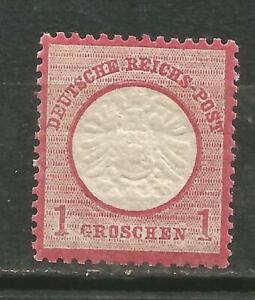 ALEMANIA-Scott-17-MLH-1872-Sin-defectos