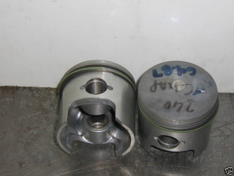 Vintage chaparral 340 pistons and rings   1mm oversize  online cheap