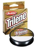Berkley Trilene 100% Fluorocarbon Fishing Line - Avail in 110yd & 200yd Spools