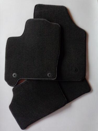 Autoteppiche  Fußmatten für Opel Meriva A  Bj.09//2003-2010 schwarz