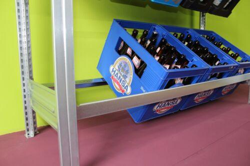 Getränkekistenregal Flaschenregal Lagerregal Getränkeregal,Kellerregal.wieBild