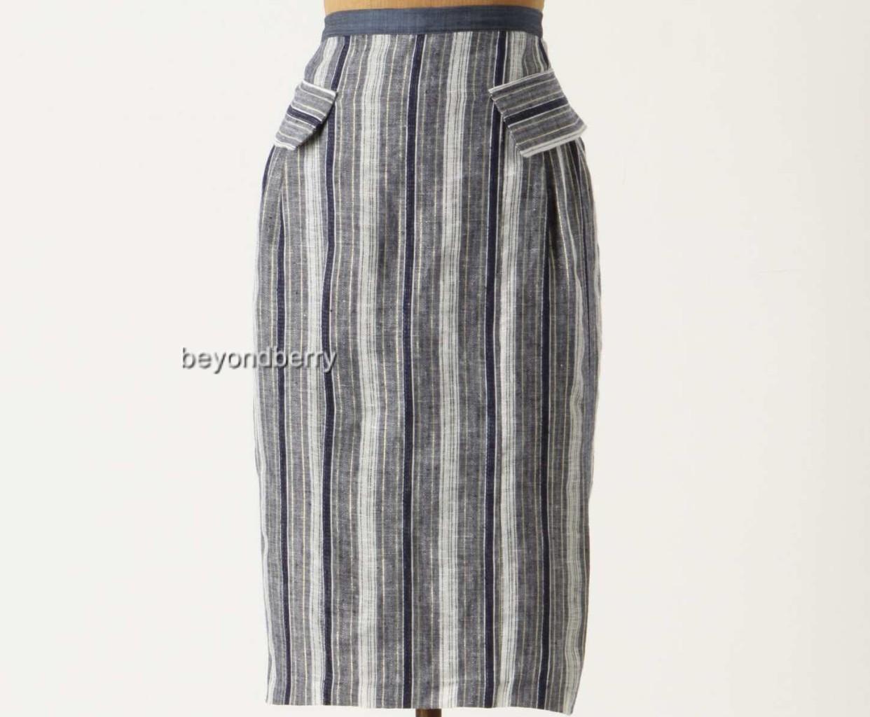 NEW Anthropologie Ruse Skirt by Eva Franco  Size 2