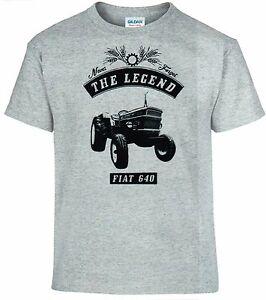 Camiseta-T-Shirt-FIAT-640-Tractor-Tractor-Bulldog-oltimer