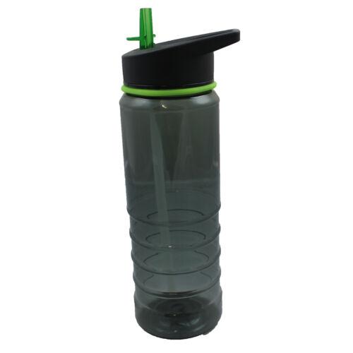 Tritan Sport Bottiglia Flip Paglia BERE Acqua Idratazione Sport Gym Training BPA libero