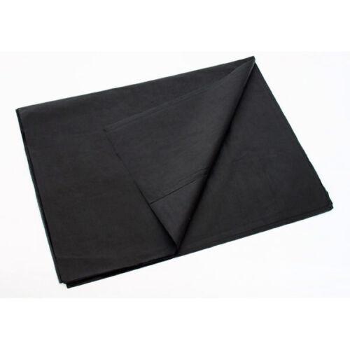 RISMA di tessuto di Senza Acidi Nera 480 fogli CARTA da 450 x 700 mm imballaggio imballaggio