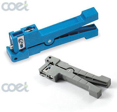 Orientek 45-162 Coaxial Cable Stripper Fiber Optic Stripper One More Blade NEW
