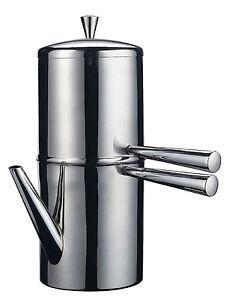 Espressokocher-Caffettiera-Napoletana-Edelstahl-in-4-Groessen-Made-in-Italy